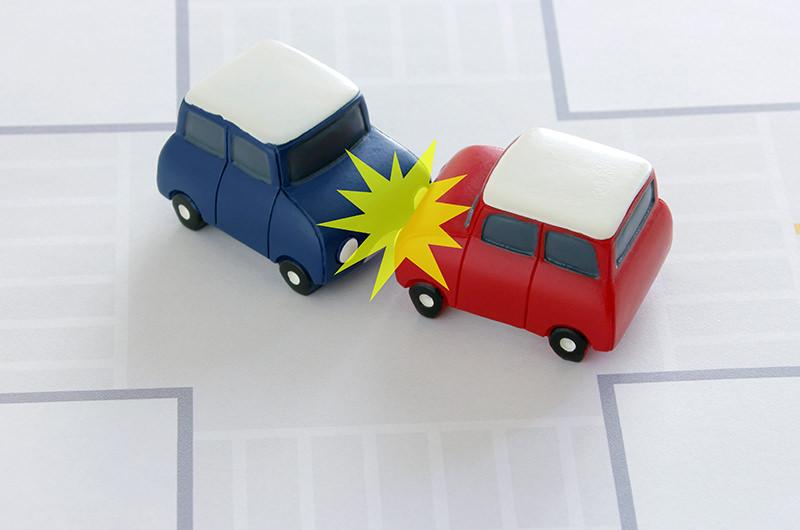 交通事故のご相談は多いですか?